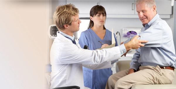 Боль в плечевом суставе правой и левой руки лечение народными средствами